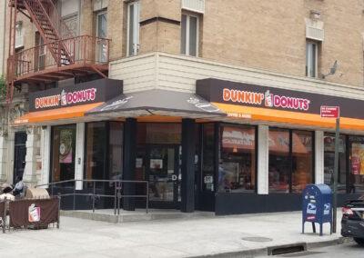 Dunkin Donuts, Brooklyn, NY