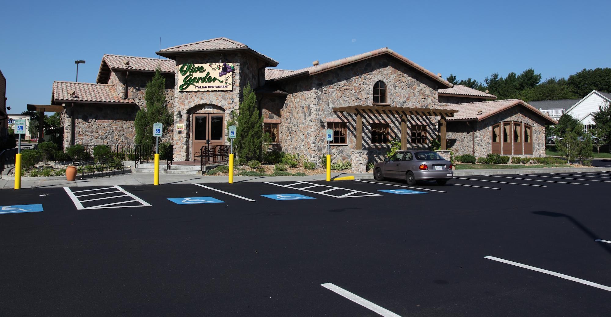 Olive Garden, Taunton, MA